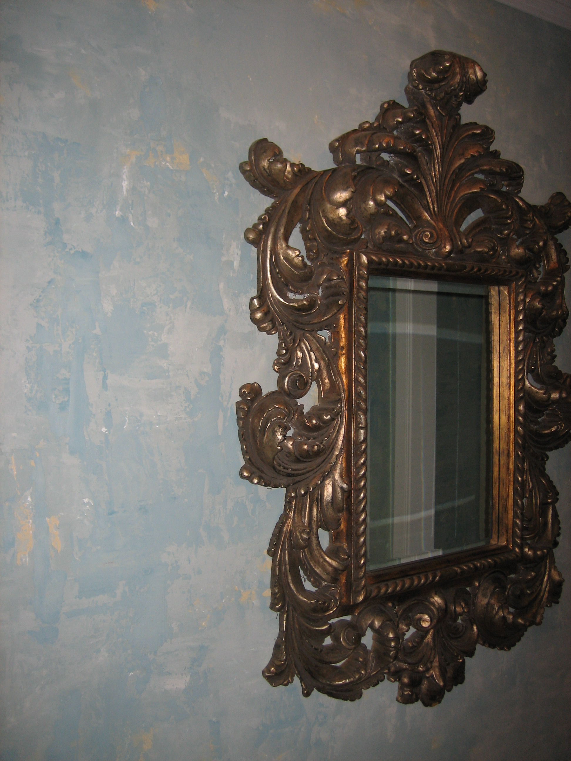 old world plaster